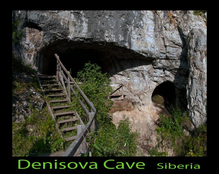 Denisova Cave Richard William Nelson