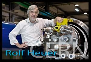 Heuer, Rolf - CERN