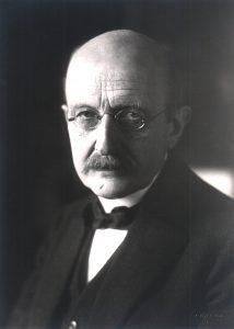 Scientific Identity, Portrait of Max Planck